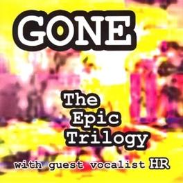 EPIC GONE, CD