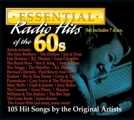 ESSENTIAL RADIO HITS OF.. .. THE 60S V/A, CD