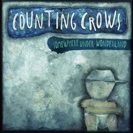 SOMEWHERE UNDER -DELUXE- .. WONDERLAND //   WITH 2 BONUS DEMO VERSIONS COUNTING CROWS, CD