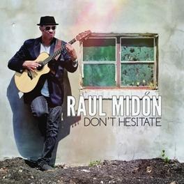 DON'T HESITATE RAUL MIDON, CD