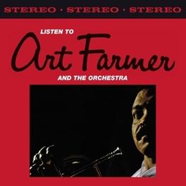 LISTEN TO ART FARMER/THE. .. ORCHESTRA - PLUS 7 BONUS TRACKS ART FARMER, CD