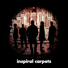 INSPIRAL CARPETS *2014 FOLLOW-UP TO 1994'S 'DEVIL HOPPING'* INSPIRAL CARPETS, CD