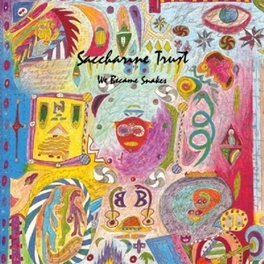 WE BECAME SNAKES SACCHARINE TRUST, CD