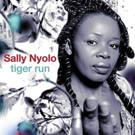 TIGER RUN ZAP MAMA MEMBER SALLY NYOLO, CD