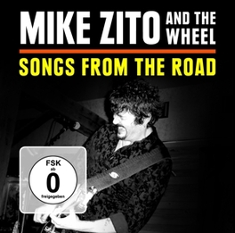 SONGS FROM THE.. -CD+DVD- .. ROAD MIKE ZITO, CD