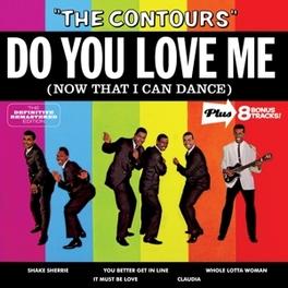 DO YOU LOVE ME PLUS 8 BONUS TRACKS CONTOURS, CD