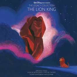 LION KING - LEGACY.. -LTD .. COLLECTION OST, CD