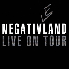 LIVE ON TOUR NEGATIVLAND, CD