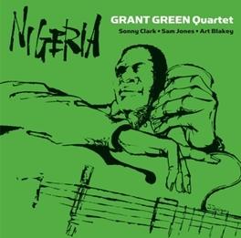 NIGERIA & SONNY CLARK - PLUS 3 BONUS TRACKS GRANT GREEN, CD