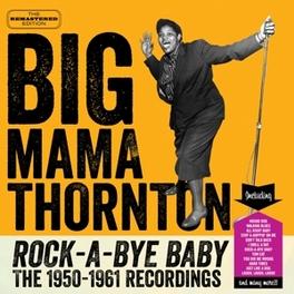 ROCK-A-BYE-BABY BIG MAMA THORNTON, CD