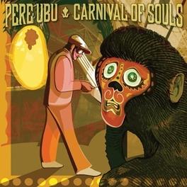 CARNIVAL OF SOULS PERE UBU, Vinyl LP