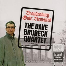 BRANDENBURG GATE:.. .. REVISITED - PLUS 6 BONUS TRACKS DAVE BRUBECK, CD