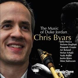 MUSIC OF DUKE JORDAN CHRIS BYARS, CD