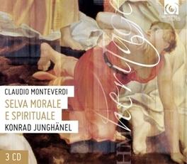 SELVE MORALE E SPIRITUALE CANTUS COLLN C. MONTEVERDI, CD