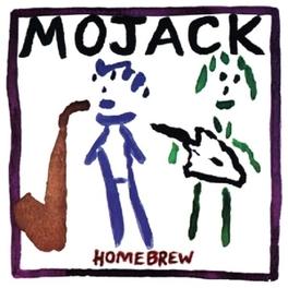 HOME BREW MOJACK, CD