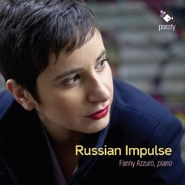 RUSSIAN IMPULSE FANNY AZZURO RACHMANINOV/PROKOFIEV, CD