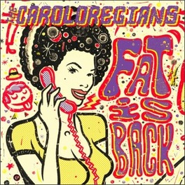 FAT IS BACK CAROLOREGIANS, Vinyl LP