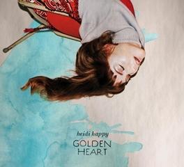 GOLDEN HEART HEIDI HAPPY, CD