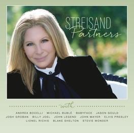 PARTNERS Barbra Streisand, CD