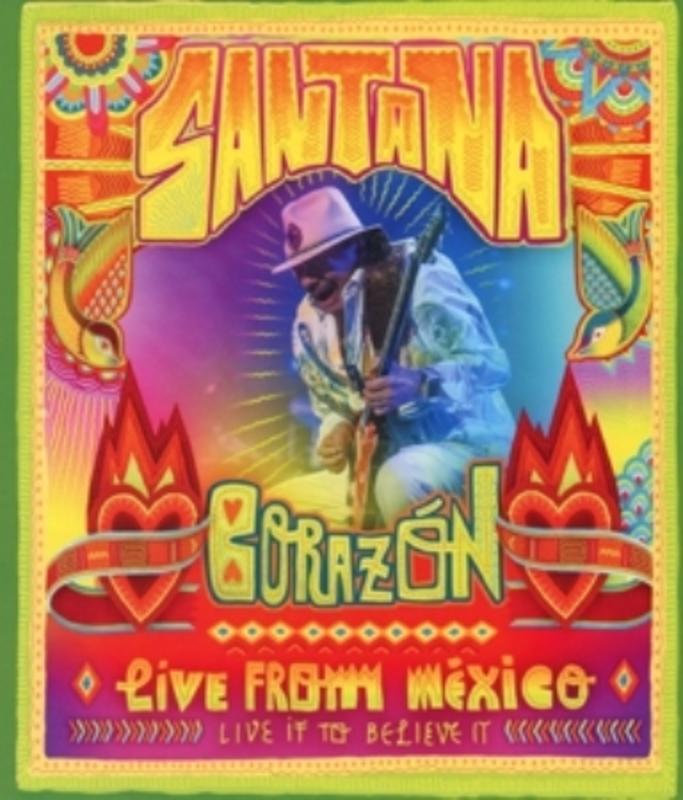Corazón - Live From Mexico
