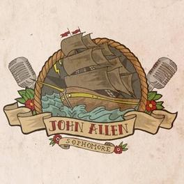 SOPHOMORE JOHN ALLEN, CD