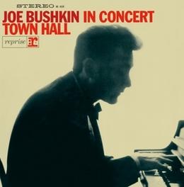 IN CONCERT-TOWN HALL JEWELCASE WITH OBI CARD AND STANDARD SHRINKWRAP JOE BUSHKIN, CD