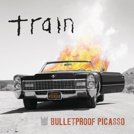 BULLETPROOF PICASSO Train, CD