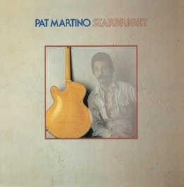 STARBRIGHT JEWELCASE WITH OBI CARD AND STANDARD SHRINKWRAP PAT MARTINO, CD