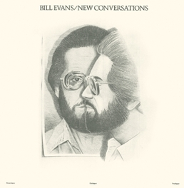 NEW CONVERSATIONS JEWELCASE WITH OBI CARD AND STANDARD SHRINKWRAP BILL EVANS, CD