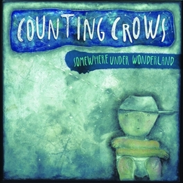 SOMEWHERE UNDER.. -LTD- .. WONDERLAND COUNTING CROWS, Vinyl LP
