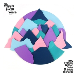 WIGGLE FOR 20 YEARS FRANCIS/COLES/RICHARDS, CD