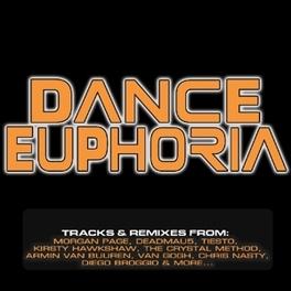 DANCE EUPHORIA V/A, CD