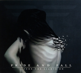 TURN THE LIGHTS ON -EP- REMIX PRIDE & FALL, CD