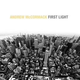 FIRST LIGHT ANDREW MCCORMACK, CD
