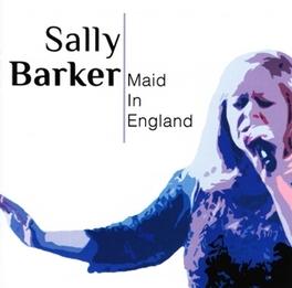 MAID IN ENGLAND SALLY BARKER, CD