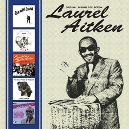 ORIGINAL ALBUMS.. .. COLLECTION LAUREL AITKEN, CD