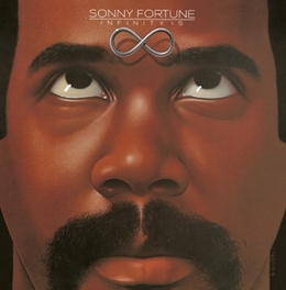 INFINITY IS JEWELCASE WITH OBI CARD AND STANDARD SHRINKWRAP SONNY FORTUNE, CD
