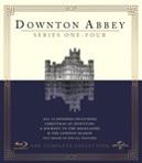 DOWNTON ABBEY -SERIE 1-4