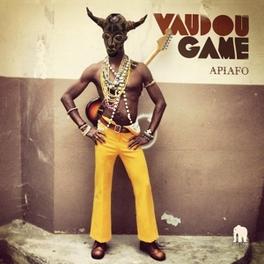 APIAFO -DELUXE- VAUDOU GAME, Vinyl LP
