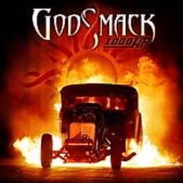 1000HP GODSMACK, CD