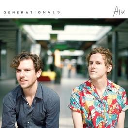 ALIX GENERATIONALS, Vinyl LP