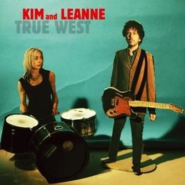TRUE WEST KIM SALMON & LEANNE COWIE KIM & LEANNE, Vinyl LP