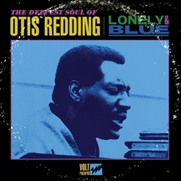 LONELY &.. -REISSUE- .. SOUL OF OTIS REDDING, Vinyl LP