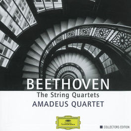 STRING QUARTETS AMADEUS QUARTET Audio CD, L. VAN BEETHOVEN, CD