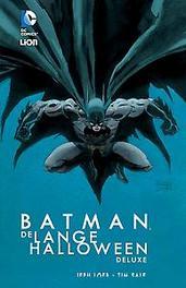 BATMAN HC01. DE LANGE HALLOWEEN DELUXE BATMAN, SALE T, LOEB J, Hardcover