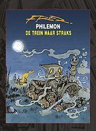 Philemon 17 De trein naar straks% Fred, Hardcover
