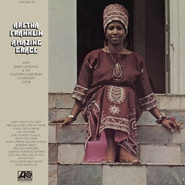 AMAZING GRACE ARETHA FRANKLIN, LP