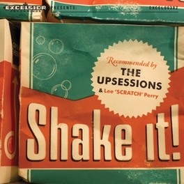 SHAKE IT! UPSESSIONS, CD