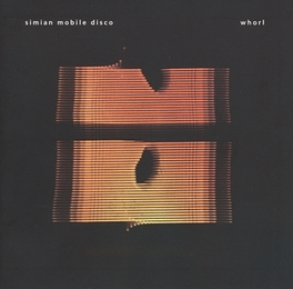 WHORL CONCEPT OF TWO MODULAR SYNTHS RECORDED IN REAL TIME SIMIAN MOBILE DISCO, CD