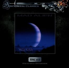 MAD ALIEN MAD ALIEN, CD